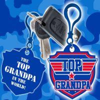 Top Grandpa Clip - Grandpa Gifts - Buy Holiday Shop Gifts
