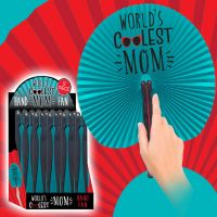 World's Coolest Mom Fan - Mom Gifts - Buy Holiday Shop Gifts