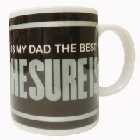 "Dad Mug - ""HESUREIS"" Best Dad - Dad Gifts - Buy Holiday Shop Gifts"