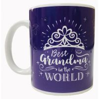 "Grandma Mug ""Best in the World"" - Grandma Gifts - Buy Holiday Shop Gifts"