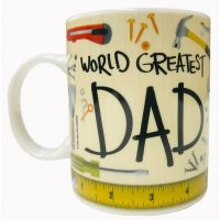 Worlds Greatest Dad Mug - Dad Gifts - Buy Holiday Shop Gifts