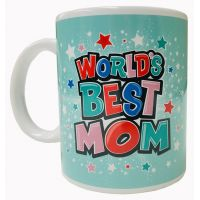 World's Best Mom Mug - Mom Gifts - Buy Holiday Shop Gifts